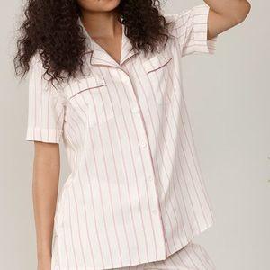 Ellie Mae Felix Bowling Pj Shirt